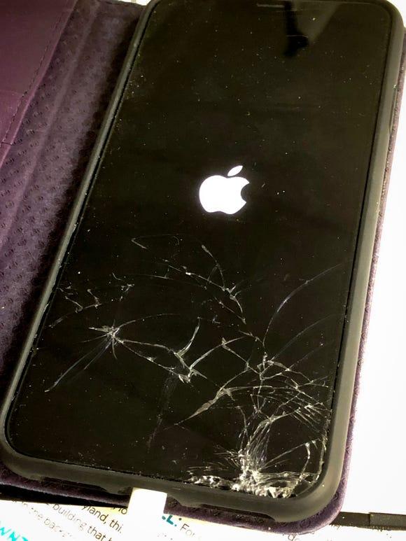 trasig iphone xs